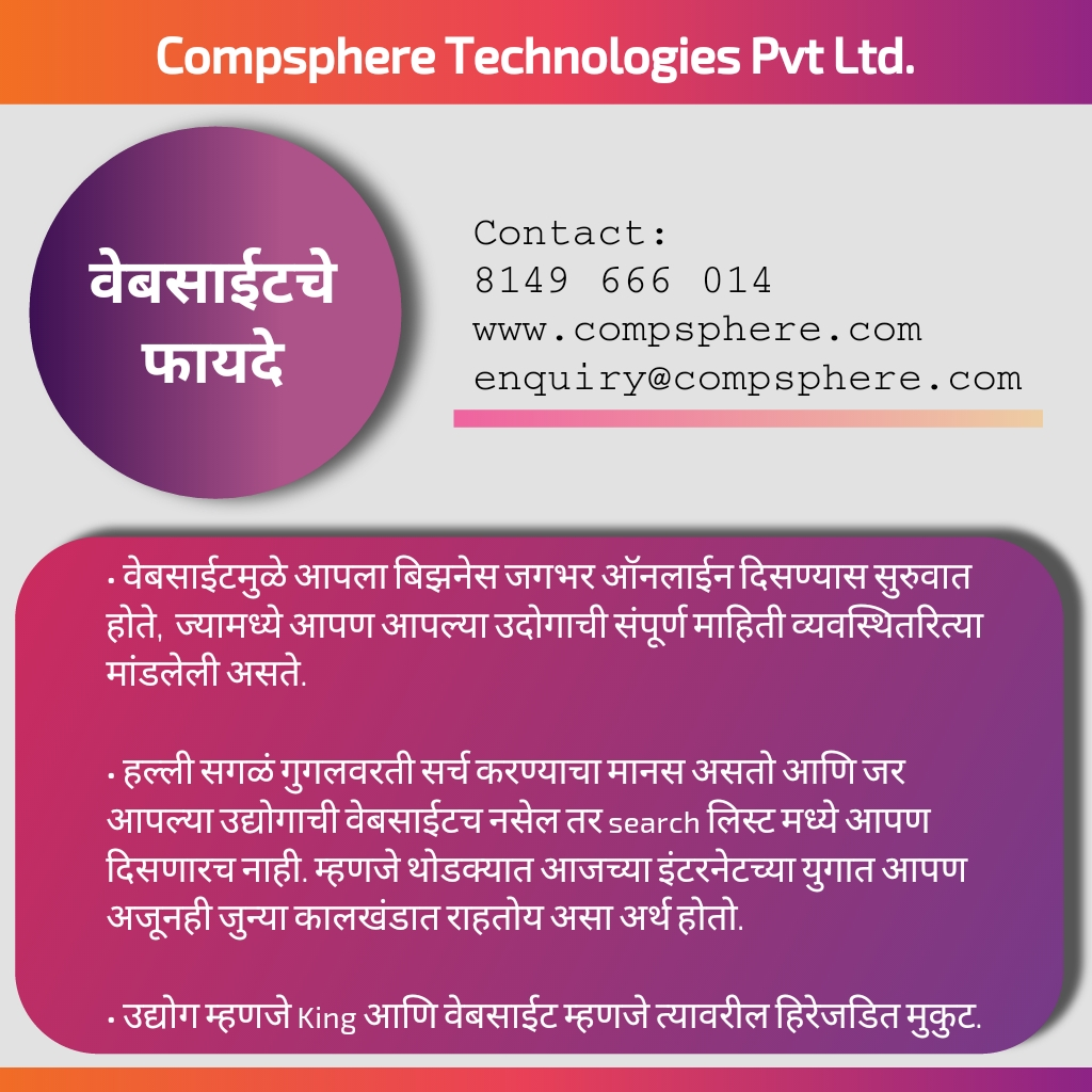 compsphere services website benefits